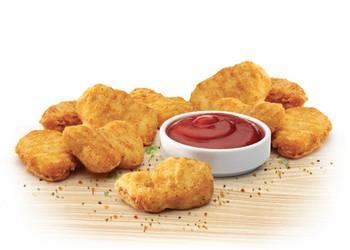 nuggets de frango pq