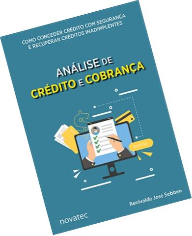 Livro: Análise de Crédito e Cobrança